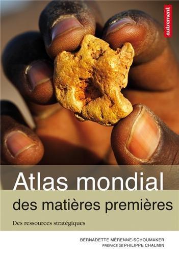 Atlas des matières premières