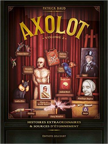 Axolot T2 de Patrick Baud