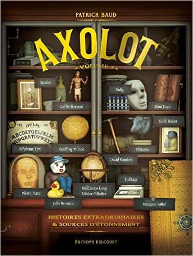 Axolot T3