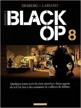 Black Op T8