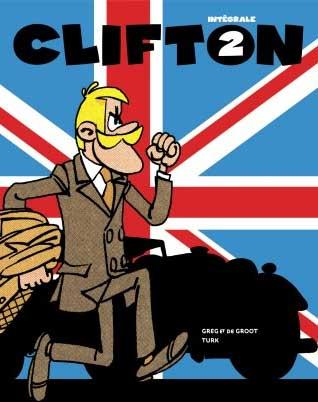 Clifton (intégrale) T.2