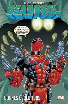 Deadpool, Tome 2 : Bonnes évolutions