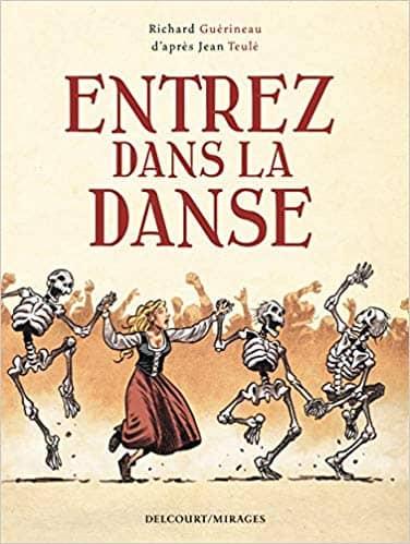 Entrez dans la danse de  Richard Guerineau