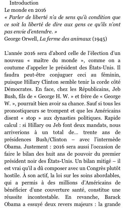 extrait Grand atlas 2016