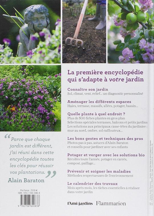 Actu litt litterature chronique l for Jardin l encyclopedie