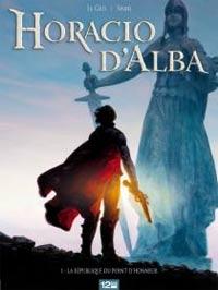 Horacio d'Alba T.1