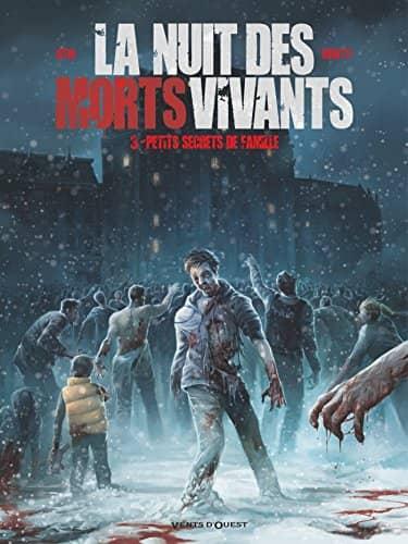 La Nuit des morts-vivants T3 de  Jean-Luc Istin & Elia Bonetti