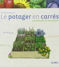 Le potager en carrés