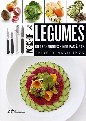 Légumes : 60 techniques