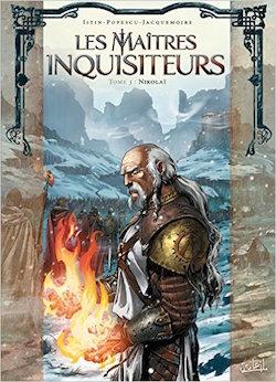 Les Maîtres inquisiteurs T3
