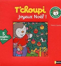Livre-puzzle : Joyeux Noël !