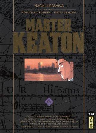 Master Keaton T6