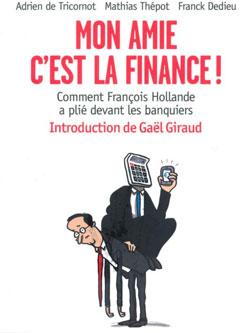 Mon amie, c'est la finance !
