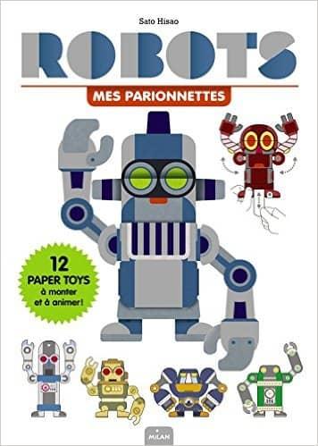 Parionnettes robots