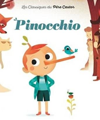 Pinocchio de Anne Fronsacq & Olivier Latyk