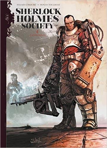 Sherlock Holmes Society T4