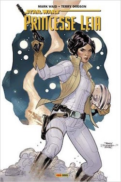 Star Wars : Princesse Leïa T1 de Terry Dodson