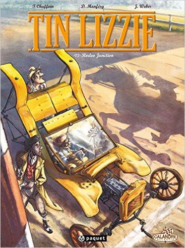 Tin Lizzie T2