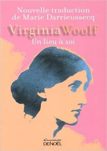 Un lieu à soi de Virginia Woolf